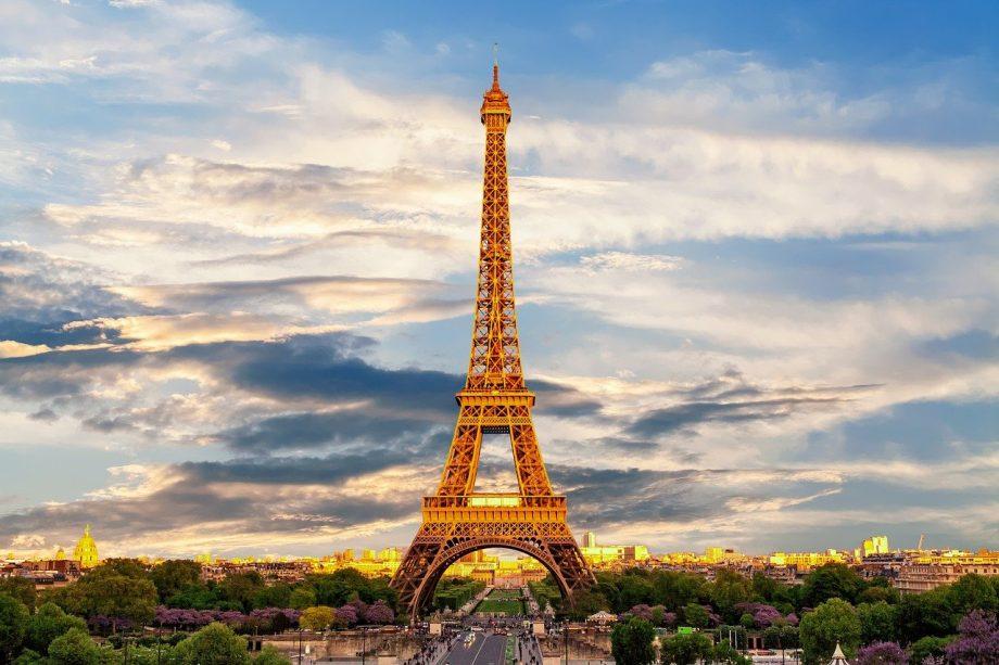 Eiffel Tower Paris France Travel Tower